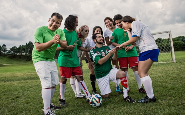 World Cup Engagement