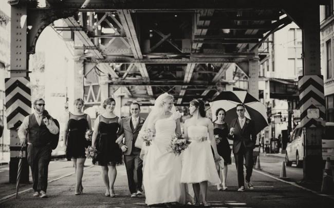 Chicago Same Sex Wedding Photography