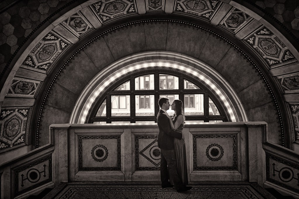 Chicago Cultural Center Engagement