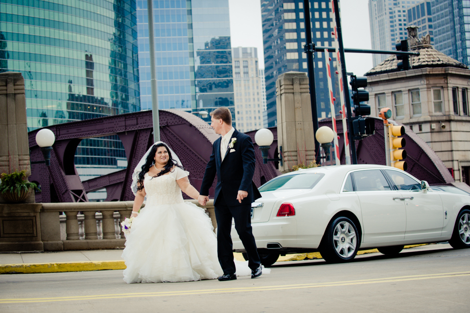 Chicago Riverfront Wedding