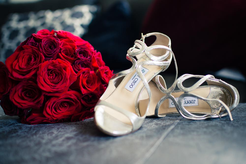 Chicago Loop wedding details