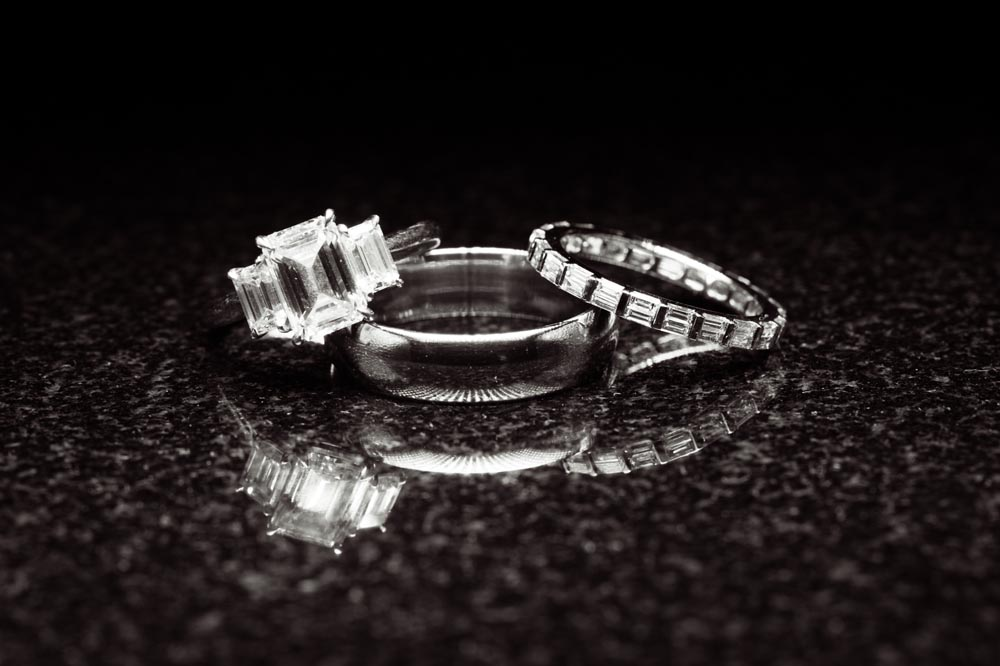 The Rookery wedding rings