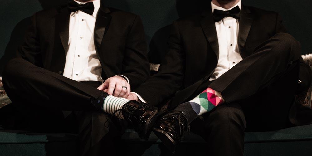 Unique mens socks
