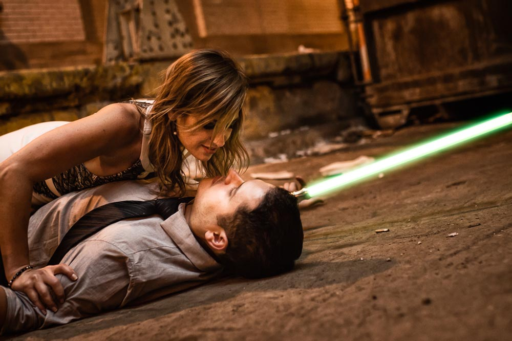 Sith life spared Star Wars engagement