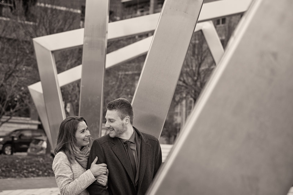 Mary Bartelme Chicago engagement photography