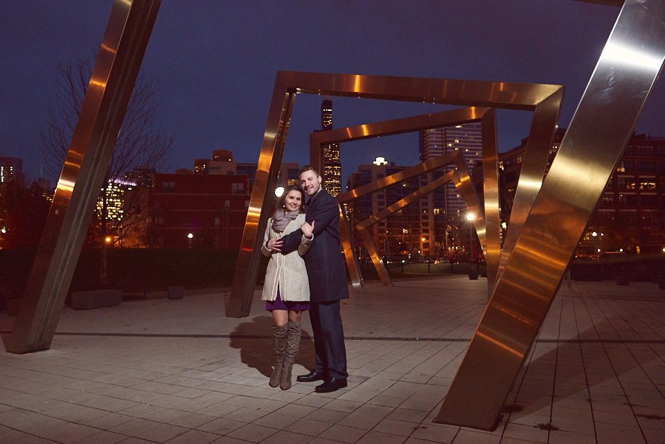 Mary Bartelme Chicago engagement photographer