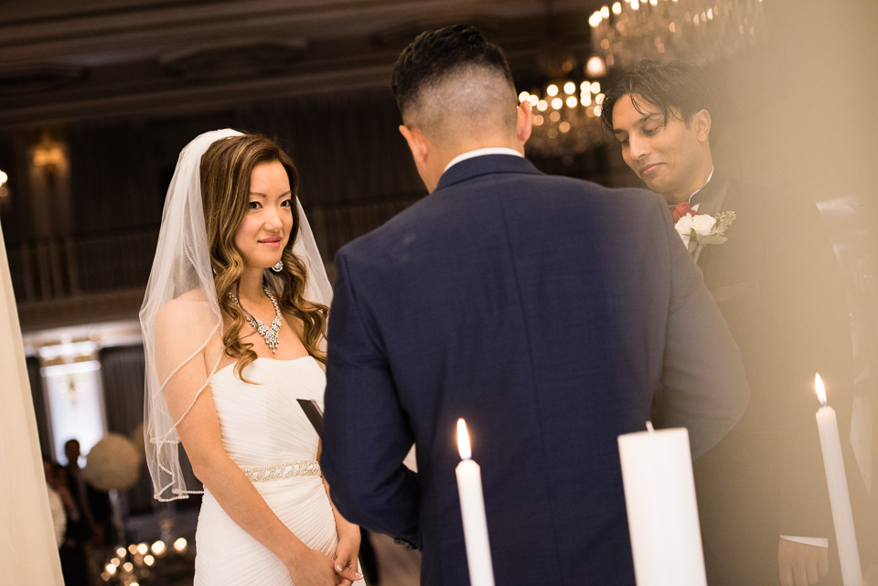 Korean wedding ceremony in Chicago