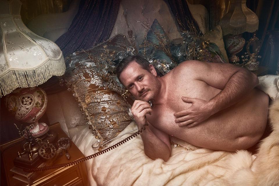 Dudoir glamour boudoir sexy phone call