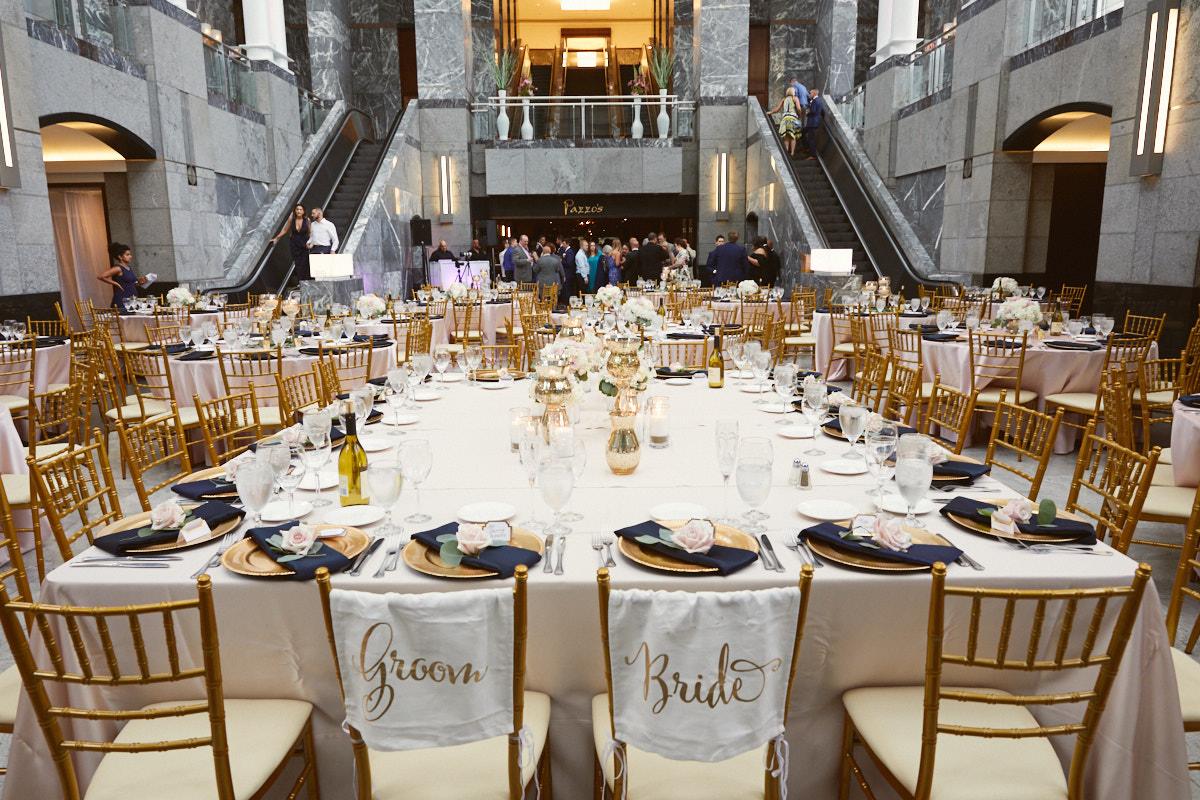 Pazzo's 311 wedding