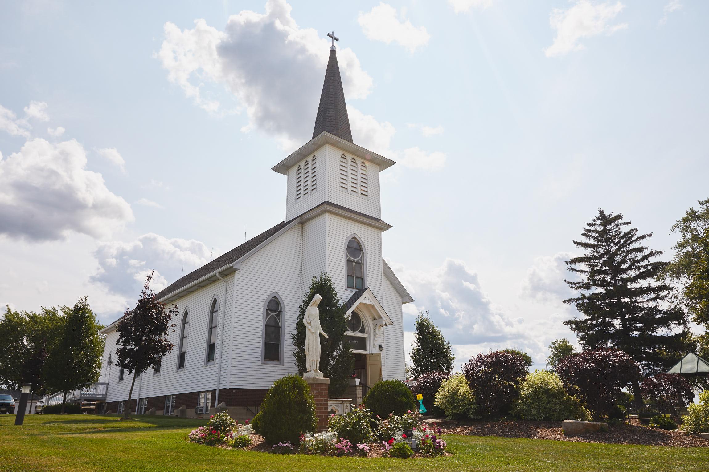 St. Mary's of Annunciation Little Church